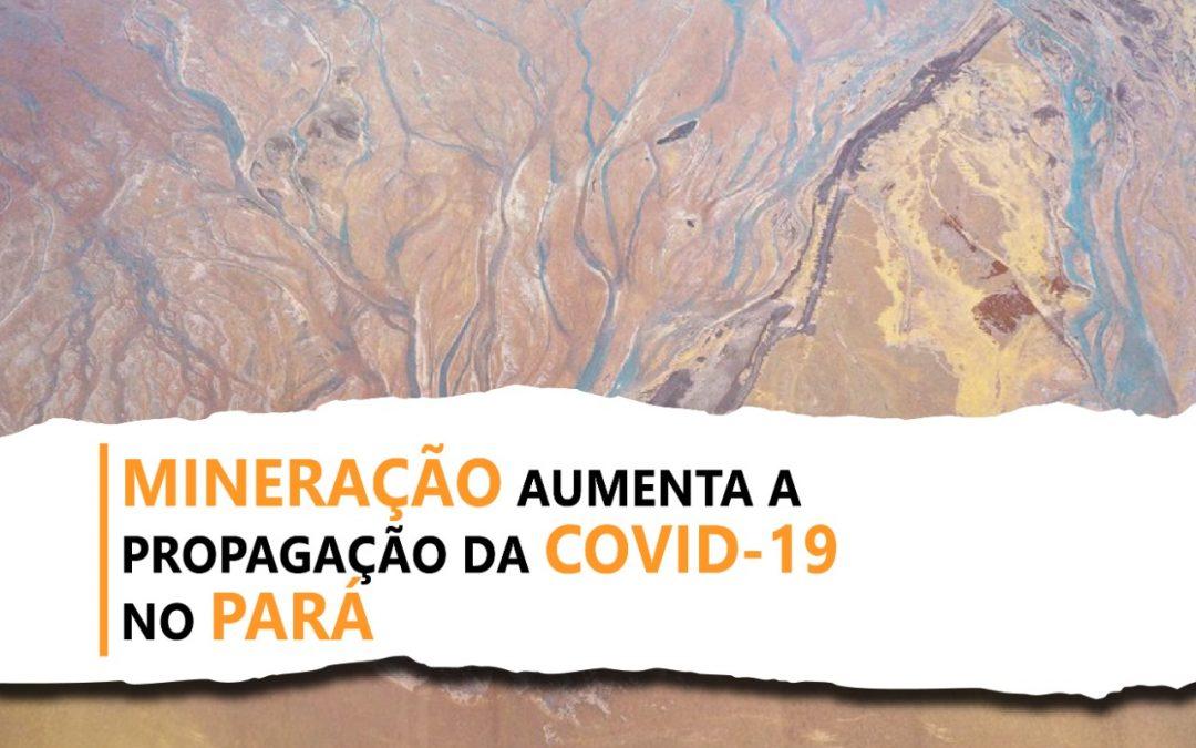 Eixo Carajás, no sudeste do Pará, tem números alarmantes de contaminação pela Covid-19. Veja balanço
